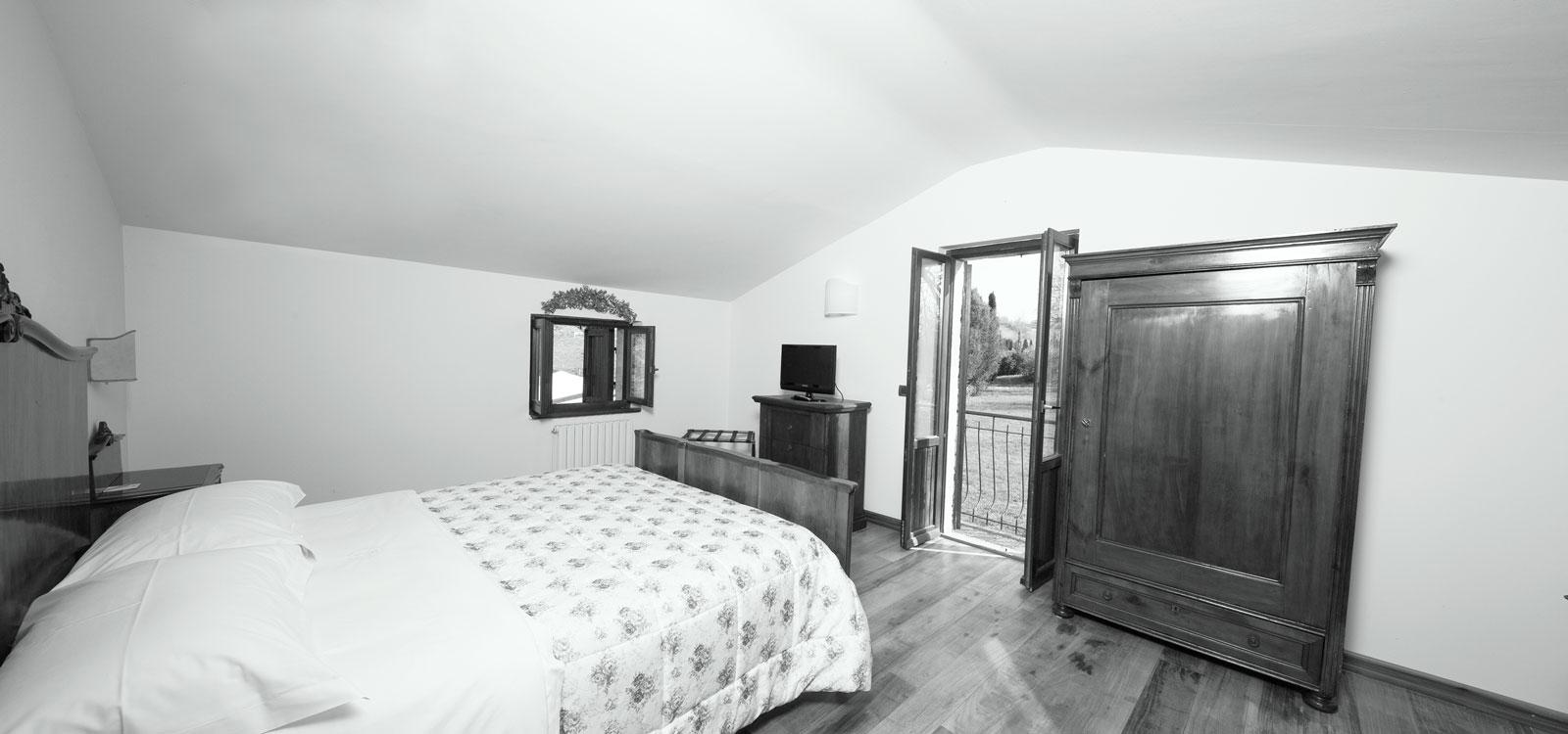 Dépendance del Resort Le Case a Macerata