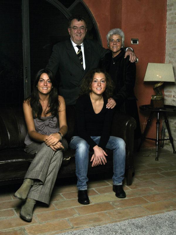 Le Case - famiglia Giosuè