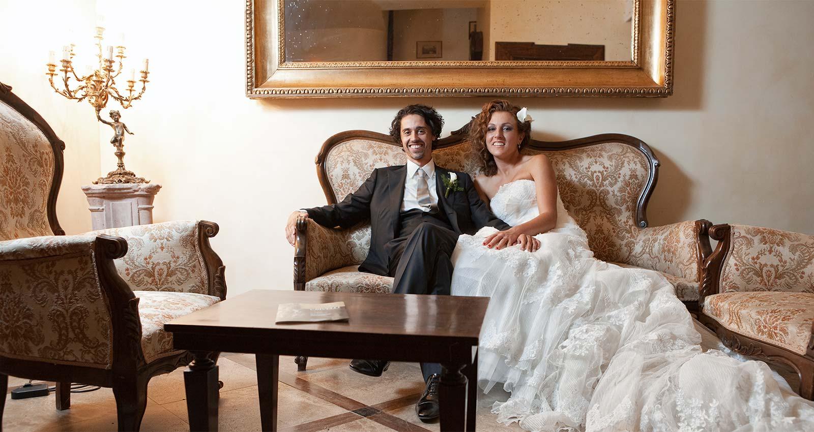 Matrimoni e Cerimonie Ristorante Le Case Macerata