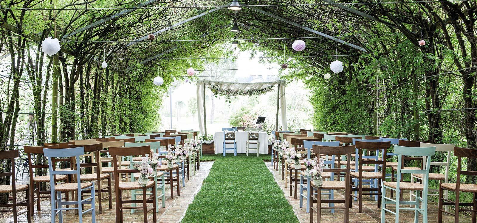 Matrimonio nelle Marche - Le Case Macerata