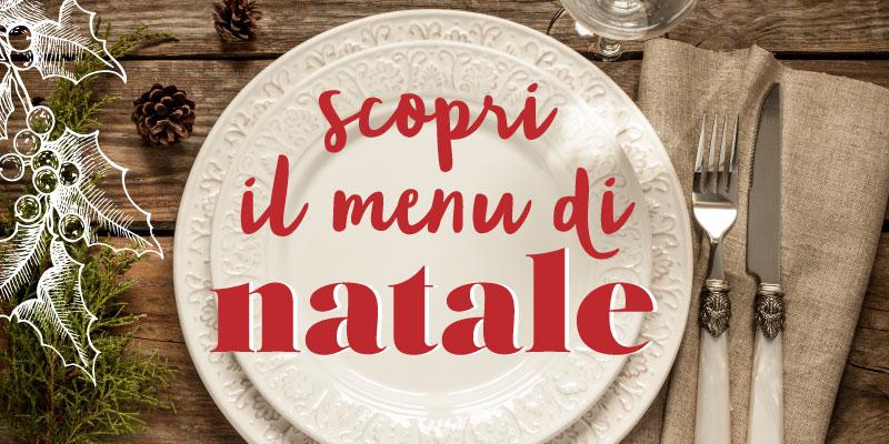 menu di Natale 2016 Ristorante e Pizza Gourmet Le Case