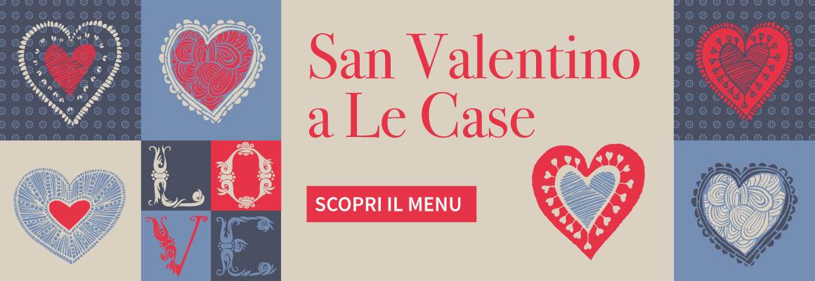 San Valentino a Le Case